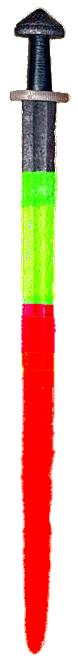 Sword- Red progress