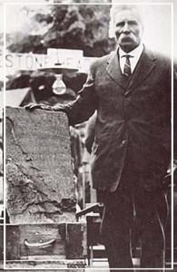 Olaf of Runestone Museum in Alexandria MN