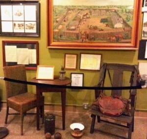 fort exhibit